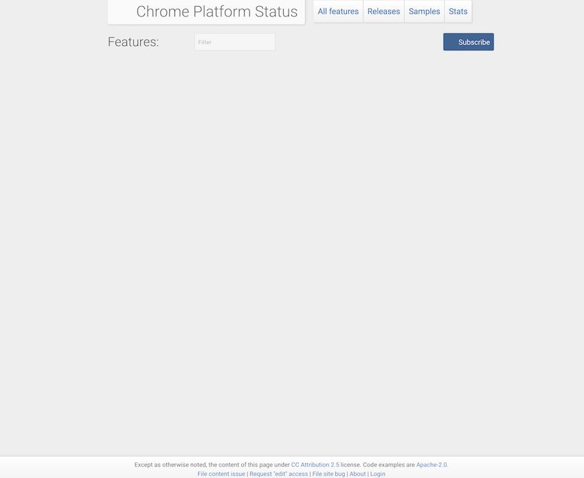 prerender 渲染的 Chrome 状态