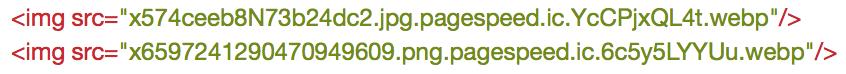 图 4.3 - Chrome 下的代码
