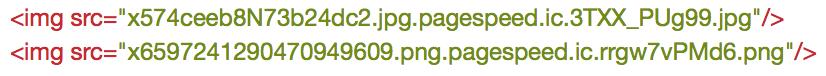 图 4.4 - Safari 下的代码